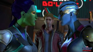 Guardians of the Galaxy: The Telltale Series - Xbox One, PlayStation 4, Android, iOS, PC (2017)