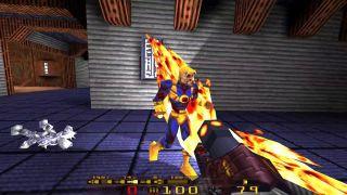 X-Men: The Ravages of Apocalypse - PC (1997)