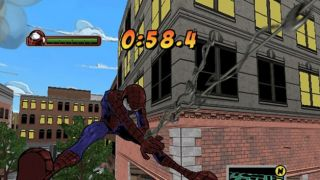 Ultimate Spider-Man - Nintendo DS, GameCube, PlayStation 2, Xbox, PC (2005)