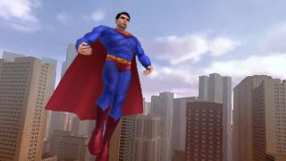 Superman Returns - Nintendo DS, PlayStation 2, Xbox, Xbox 360, PSP (2006)
