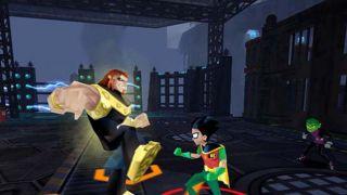 Teen Titans - Nintendo GameCube, PlayStation 2 (2006)