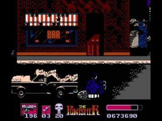 The Punisher - NES (1990)