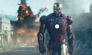 9. Iron Man - Kapitan Ameryka: Wojna bohaterów (naturalnie przyjmujemy w tym miejscu pewną perspektywę ekranowych wydarzeń...)