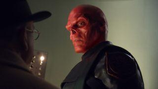 7. Red Skull - Captain America: Pierwsze starcie