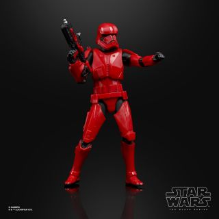 Sith Trooper - Gwiezdne Wojny: Skywalker. drodzenie