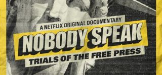 Nobody Speak: Trials of the Free Press - 91 procent na Rotten Tomatoes