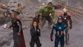 3. Avengers