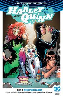 Harley Quinn – Niespodzianka, tom 4 - okładka