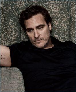 Joaquin Phoenix - sesja dla New York Times Style