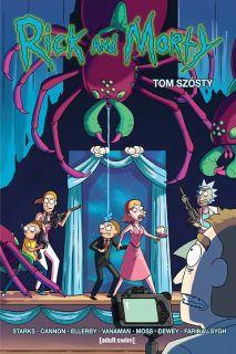 Rick i Morty, tom 6 - okładka