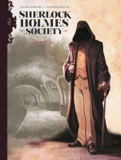 Sherlock Holmes Society. In nomine Dei, tom 3 - okładka