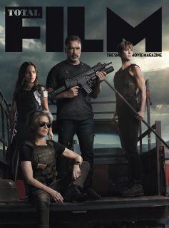 Terminator: Mroczne przeznaczenie - okładka