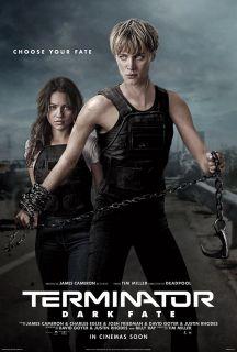 Terminator: Mroczne przeznaczenie - plakat
