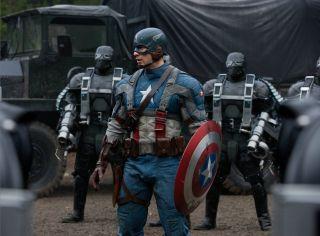 1. Captain America: Pierwsze starcie