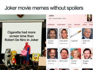 Joker - memy