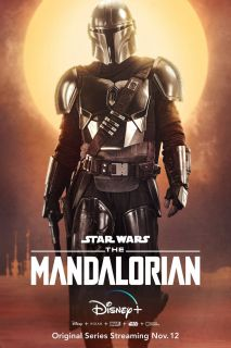 The Mandalorian - plakat
