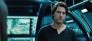 Tom Cruise - Iron Man