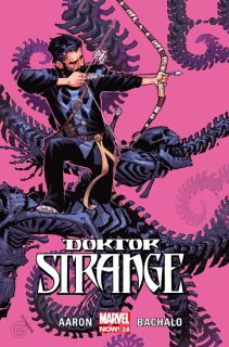 Doktor Strange, tom 2 - okładka