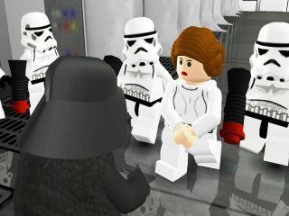 LEGO Star Wars II: The Original Trilogy - średnia ocen 81/100
