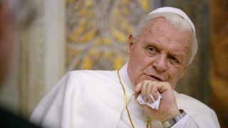 """Benedykt XVI proszący o Fantę w filmie """"Dwóch papieży"""""""