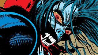 Początkowo Morbius był jednym z osadzonych w konwencji horroru przeciwników Spider-Mana. Dopiero z czasem postać ta ewoluowała w kierunku antybohatera, dostając jeszcze w latach 70. własną serię komiksową. Dziś Morbiusa przedstawia się najczęściej jako korzystającego z brutalnych metod mściciela, który poza walką ze złem zmaga się z nieustannym pragnieniem ludzkiej krwi i walczy z mroczną stroną swojej natury.
