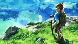 2. The Legend of Zelda: Breath of the Wild
