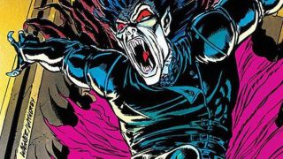 """Twórcami Morbiusa są scenarzysta Roy Thomas i rysownik Gil Kane. Seria """"The Amazing Spider-Man"""" z przełomu lat 60. i 70. była pierwszą o Pajączku, za którą nie odpowiadał pracujący wówczas nad filmem science fiction Stan Lee. Thomas przyznał po latach, że on i Kane od początku upierali się przy stworzeniu komiksowej wersji Drakuli, podczas gdy Lee nalegał na """"złoczyńcę w kostiumie"""". Ostatecznie największy wpływ na powołanie do życia Morbiusa miał tajemniczy film, który Thomas zobaczył za dzieciaka – w wyniku napromieniowania mężczyzna zamienił się w wampira. Z kolei Kane rysując postać wzorował się na wyglądzie aktora Jacka Palance'a."""