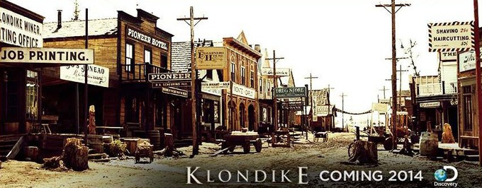 """Adrian Johnston odpowiedzialny za muzykę do miniserialu """"Klondike"""""""