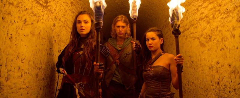 """Nowa Zelandia to świat fantasy w """"The Shannara Chronicles"""" – wideo"""
