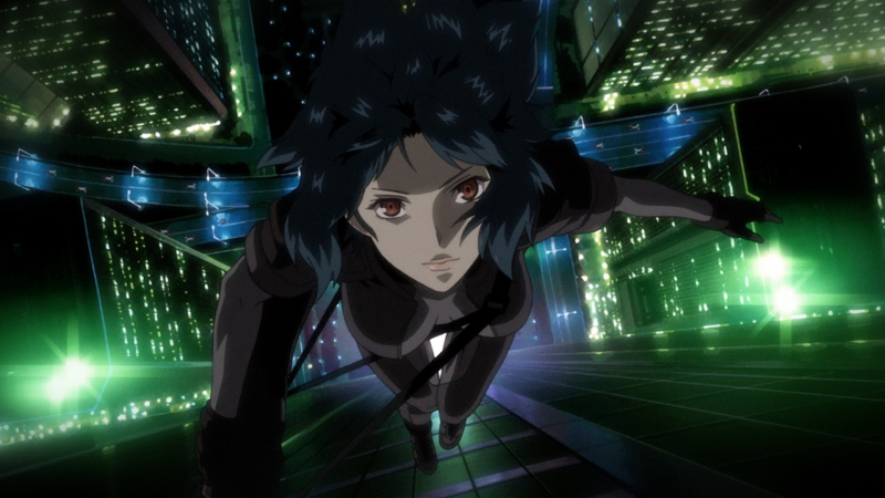 "Fenomen serii ""Ghost in the Shell"""