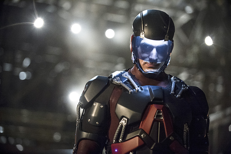 Legends of Tomorrow - Brandon Routh ostatni raz na planie serialu