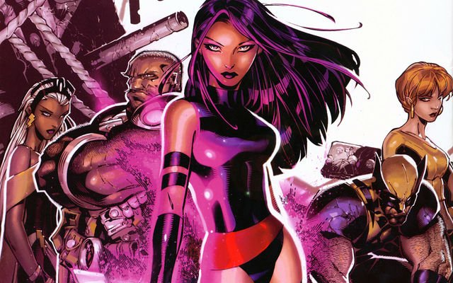 X-Men - figurka komiksowej Psylocke. Fani zachwyceni