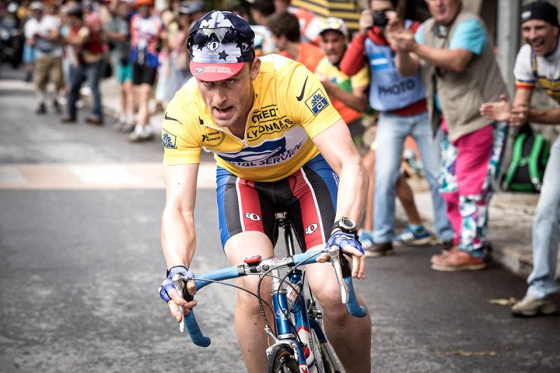 "Ben Foster jako Lance Armstrong. Zwiastun filmu biograficznego ""The Program"""