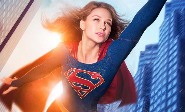 Supergirl popularna na nagrywarkach DVR