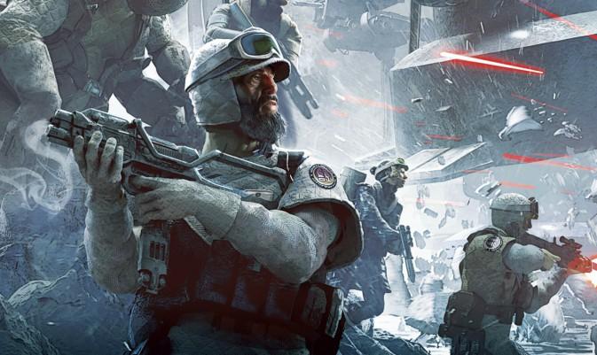 """Książka związana z grą """"Star Wars: Battlefront"""" w listopadzie"""