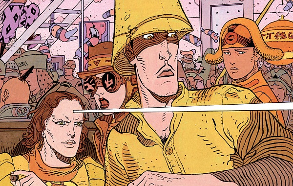 """""""Człowiek z Ciguri"""": Komiks improwizowany – recenzja"""