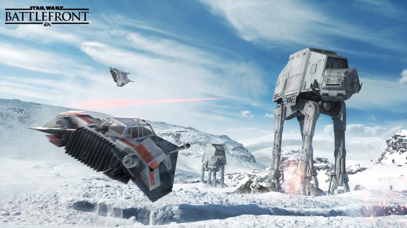 Star Wars: Battlefront - soundtracki z obu odsłon serii trafią na platformy streamingowe