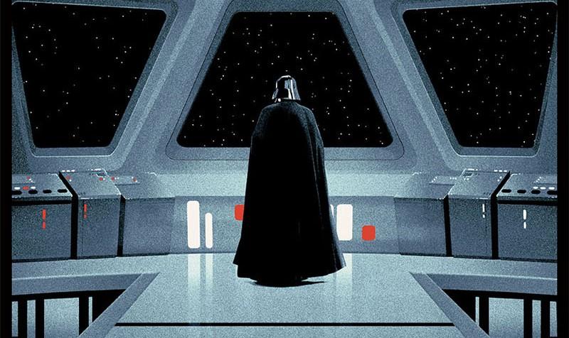 Zobacz niesamowite plakaty do Oryginalnej Trylogii Gwiezdnych Wojen