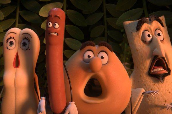 Sausage Party nominowane do Oscara w kilku kategoriach?