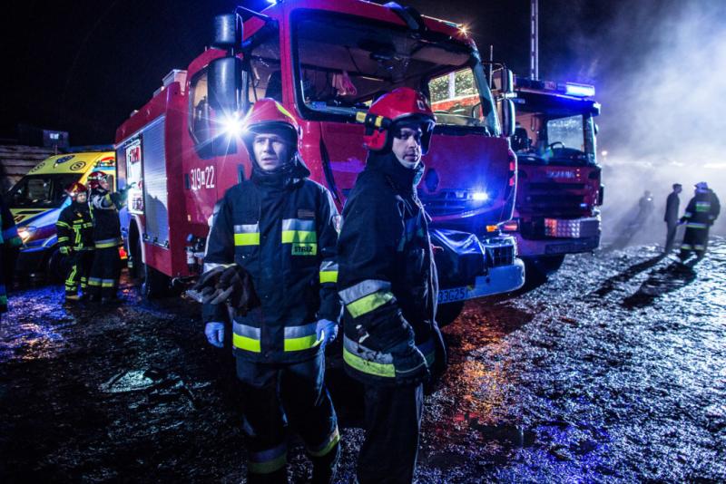 Strażacy wracają do TVP. Nowy zwiastun