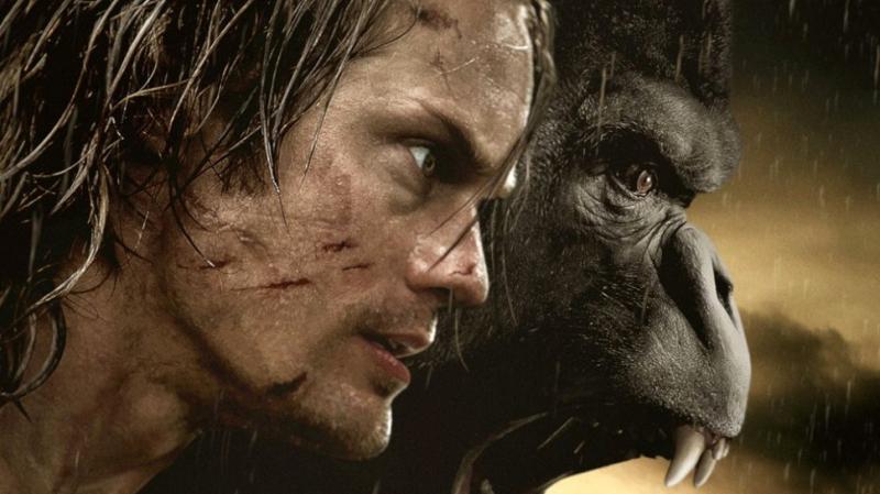 Tarzan i Jane na nowym plakacie filmu Tarzan: Legenda