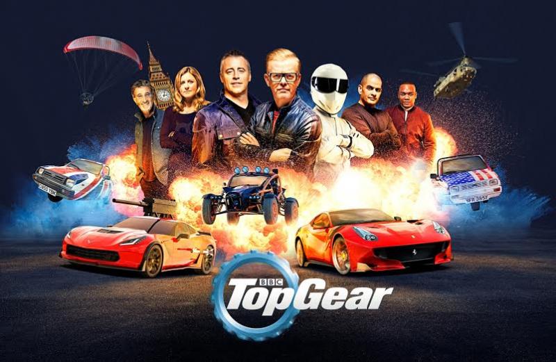 Top Gear: Ogromny spadek oglądalności w 2. odcinku