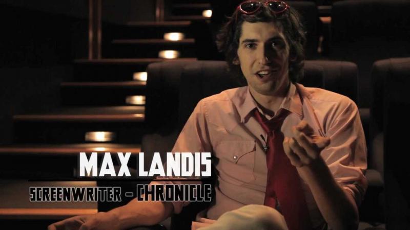 Max Landis, scenarzysta Kroniki, oskarżony o molestowanie seksualne
