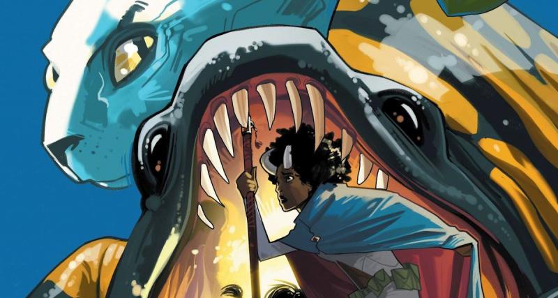 Saga #5: W obronie dzieci – recenzja komiksu