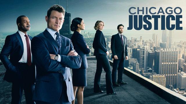 Chicago Justice skasowane. Nie będzie 2. sezonu