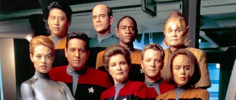 Gwiazda Star Trek: Voyager o konflikcie na planie serialu