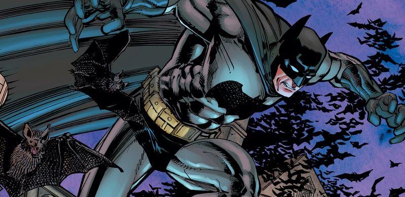 Batman. Gotyk – recenzja komiksu