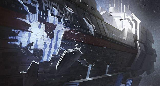 Echa: zapowiedź nowej sci-fi Michała Cholewy