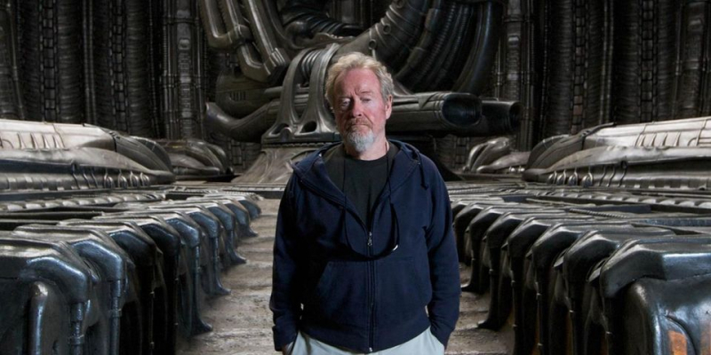Ridley Scott nie wybiera się na emeryturę. Marzy o dwóch gatunkach filmowych