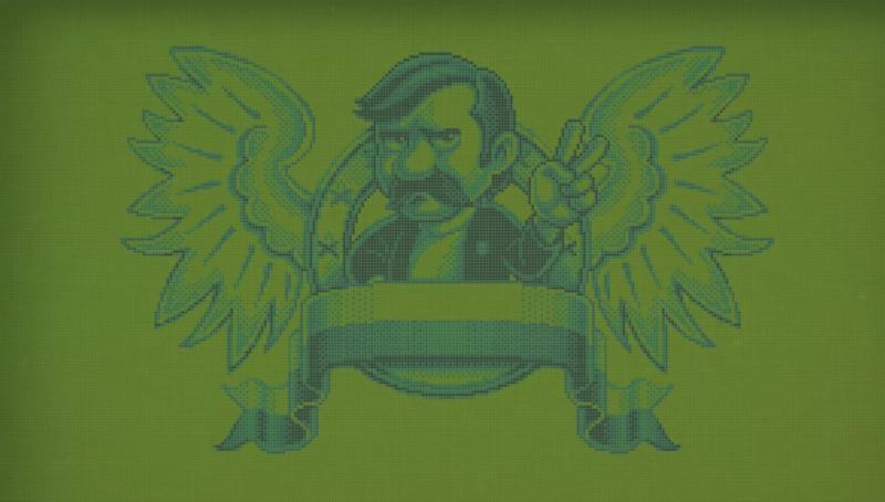 Lech Wałęsa niczym Super Mario. Zwiastun gry Wałęsa: Człowiek z Pixeli